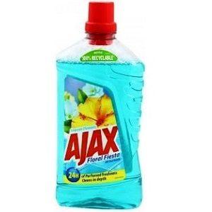 Ajax lichid universal pardoseala 1000 ml lagoon flowers