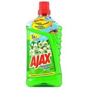 Ajax lichid universal pardoseala 1000 ml spring flowers