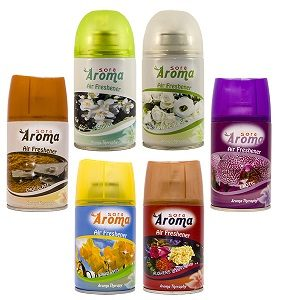 Aroma deo rezerva camera 260 ml after rain