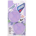 Aroxol antimolii 2 buc hanger lavanda 2×3.4 g