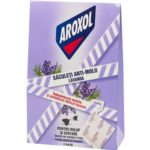 Aroxol antimolii 4 buc sachets lavanda3 luni