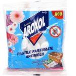 Aroxol naftalina 150 gr pastile parfumate