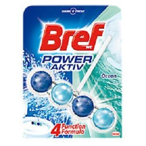 Bref blue activ 50 gr ocean bilute wc