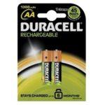 Duracell acumulator 2 buc aak2 1300 mah
