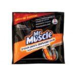 Mr. muscle granule pentru desfundat tevi (plic) 50 g