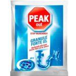 Peak out-granule desfundat tevi 60 gr apa rece