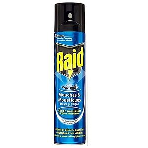 Raid zburatoare 400 ml mz spray