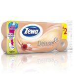 Zewa deluxe hartie igienica (8+2gr) peach – 3 str