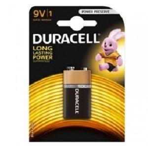 Duracell baterii 1 buc 9 v- r61 improved basic