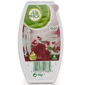 Air wick gel camera 150 gr trandafiri