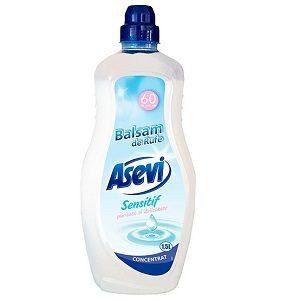 Asevi balsam rufe concentrat 1.5 l sensitif