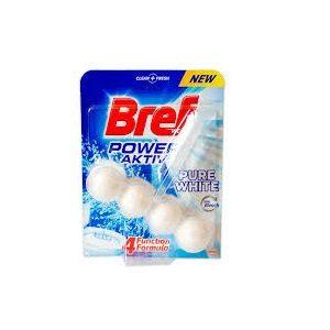 Bref power aktiv 50 gr pure white bilute wc