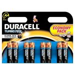 Duracell baterii 8 buc aak8- r6 improved basic