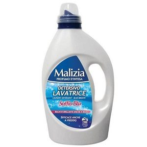 Malizia detergent lichid 1.82l soffio blu
