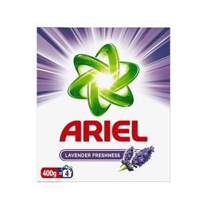 Ariel .400 gr automat lavender fresh