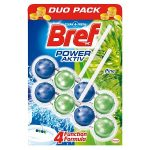 Bref power aktiv 2×50 gr pine bilute wc