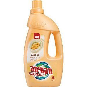 Sano balsam rufe 4 l softener milk+honey galben