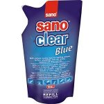 Sano solutie geam clear bluegreen 750 ml rez