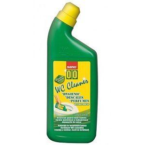 Sano wc gel 00 toilet cleaner 750 ml ig+detar