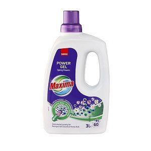 Sano detergent automat maxima gel 3l spring flowers