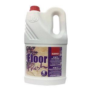 Sano detergent pardoseli floor fresh 4in1 2 l-liliac