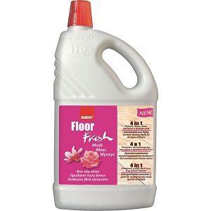 Sano detergent pardoseli floor fresh 4in1 2 l-musk